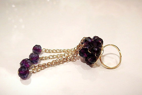 Dark Purple Ring