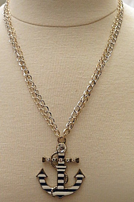 Gold Silver necklace