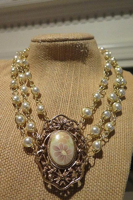 """""""Parisien"""" Choker Necklace"""