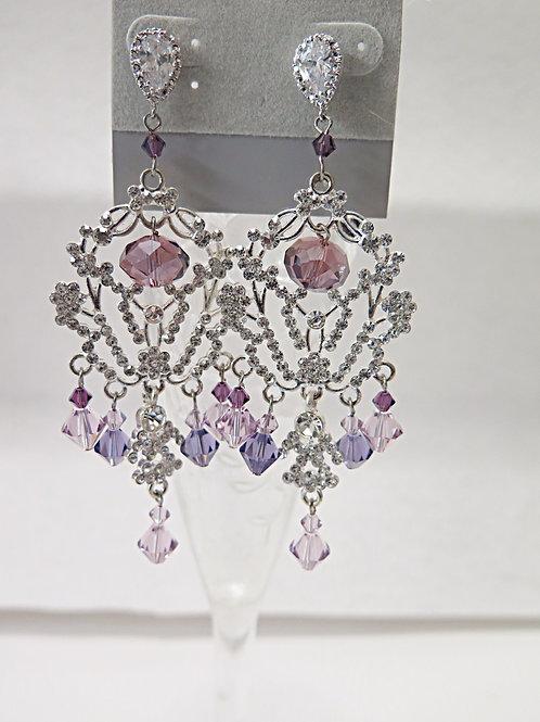 Bridal Chandelier Earring