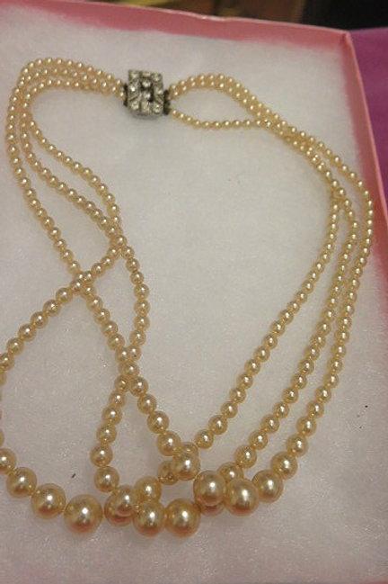 Vintage Trilayer pearl