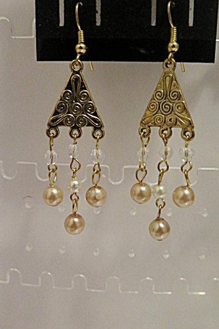 """""""Zelda"""" Earrings"""