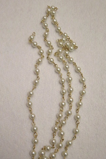 Pearl Loose Wire Beads