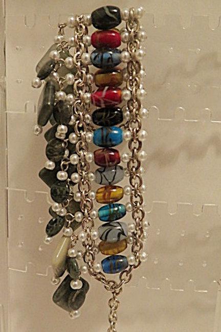 """Colorful """"Sarafina"""" Bracelet"""