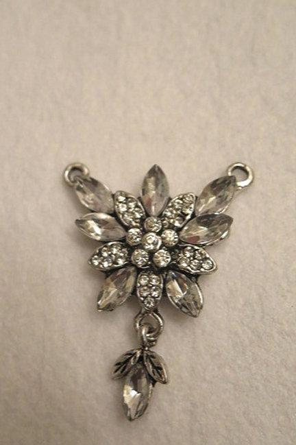 Silver Tone Pendant