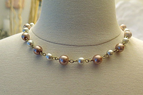 """Leona"" Wired Jewelry set"