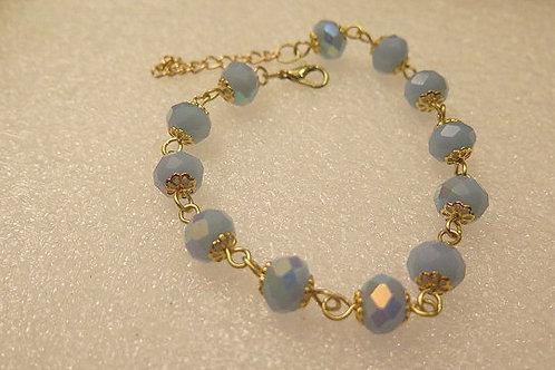 Blue Leona Bracelet