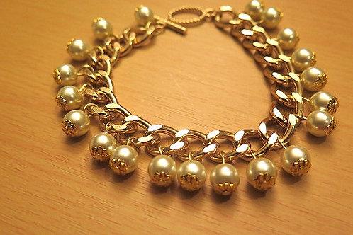 Pearl Reina Bracelet