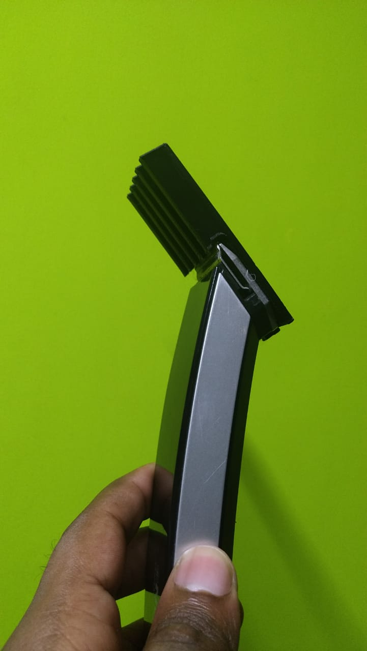 3D printed trimmer attachment