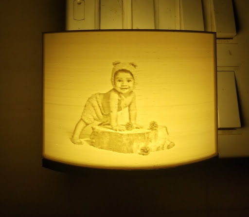 Lithophane Socket
