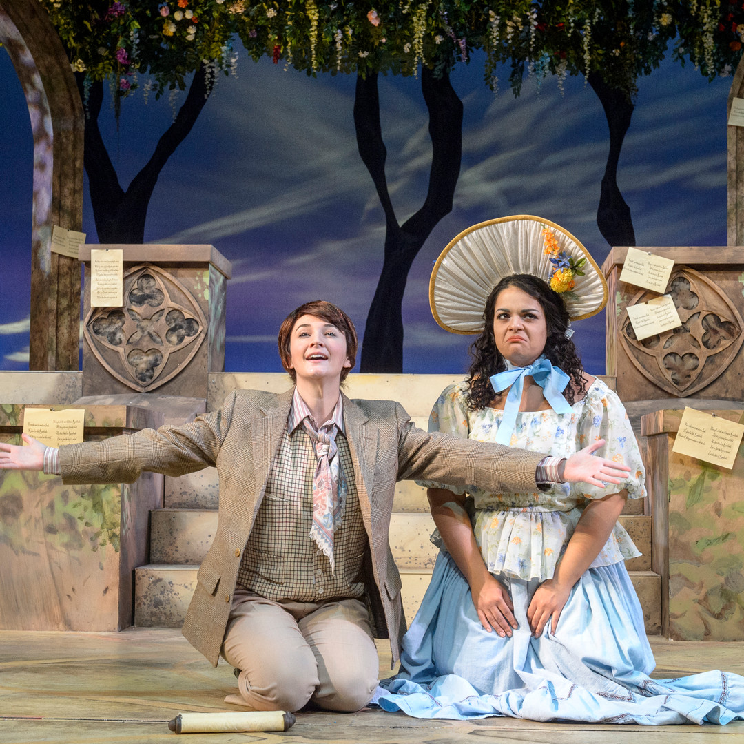 As You Like It, featuring Rae Buchanan as Rosalind
