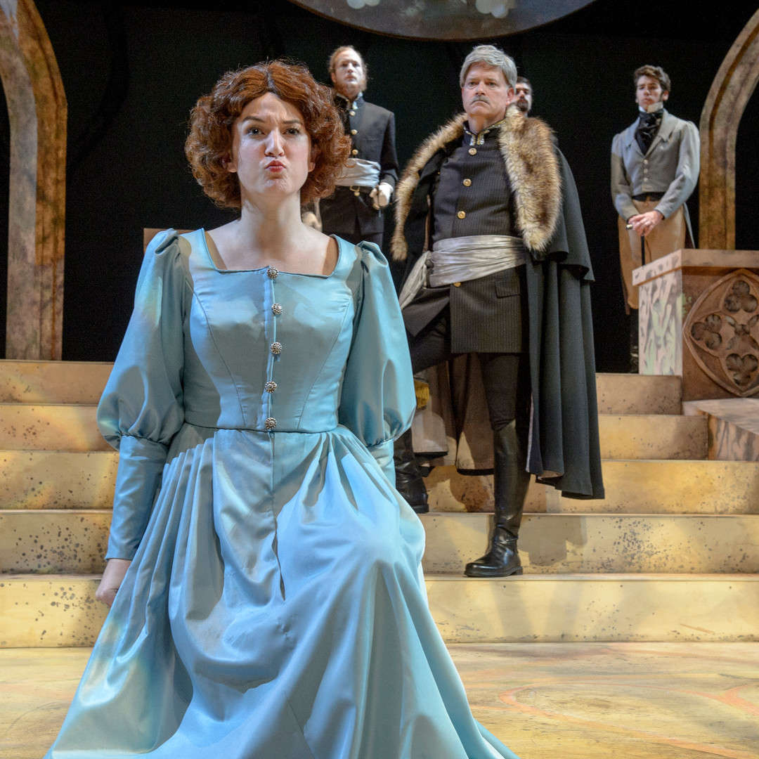 Rae Buchanan as Rosalind