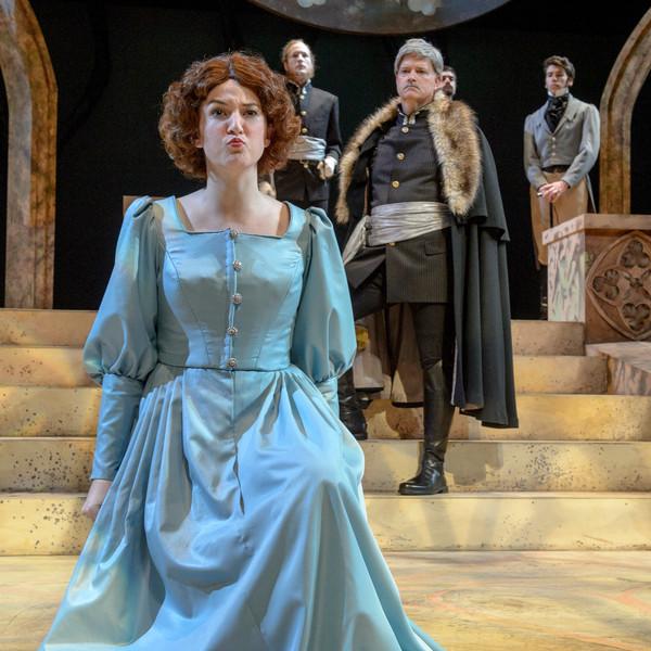 Rae Buchanan as Rosalind