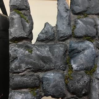 Sculpt Stone Wall