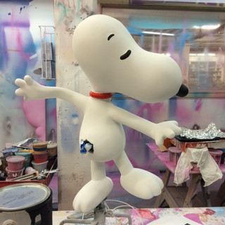 Rock N' Roll Snoopy