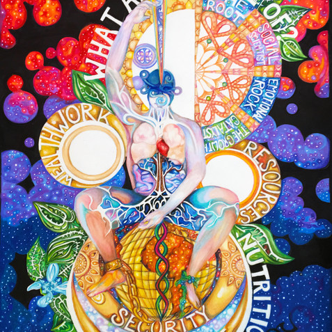 Wellness Illustrations