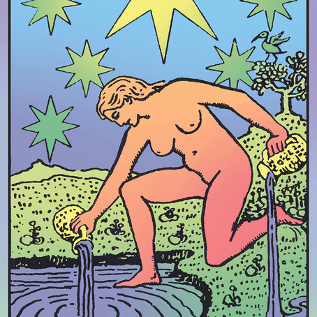 Four Dimensions Of Love Through The Tarot