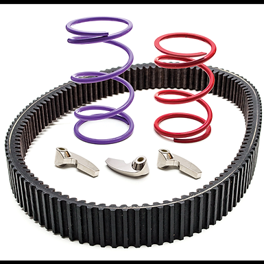 Clutch Kit for RZR TURBO (0-3000') Stock Tires (18-20)