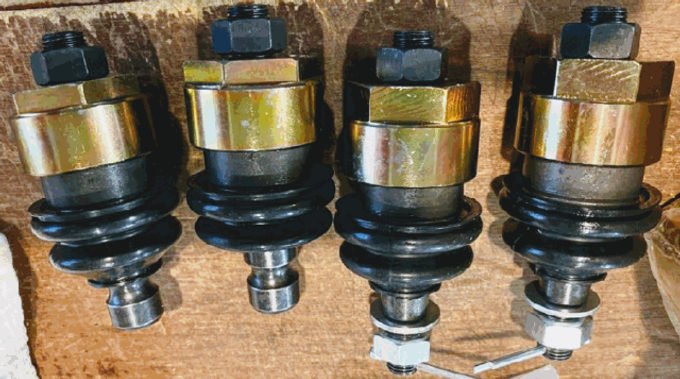 Can Am Balljoints (Set of 4)