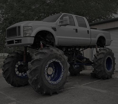 off road trucks, mud trucks, and off road truck parts