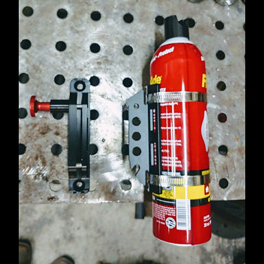 Fire Extinguisher w/ Quick Release Mount