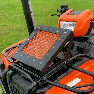 Low Profile Radiator Relocate Kit