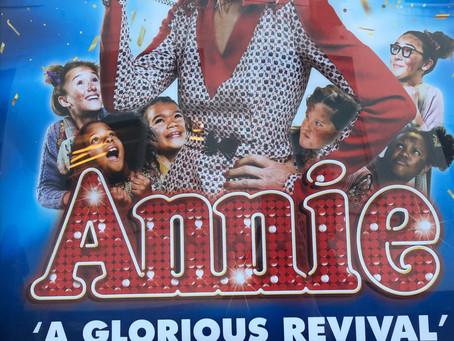 Annie at New Theatre Oxford