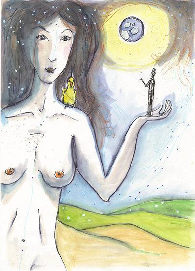 Celui Qui Voulait Toucher La Lune