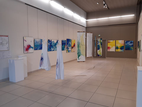 Exposition à l'Espace culturel Torreton