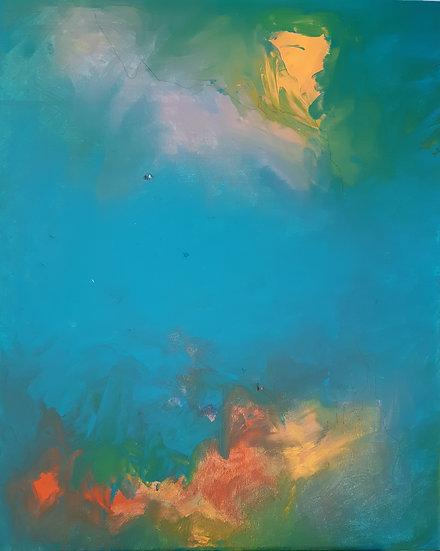 Lyrisme en Bleu Majeur