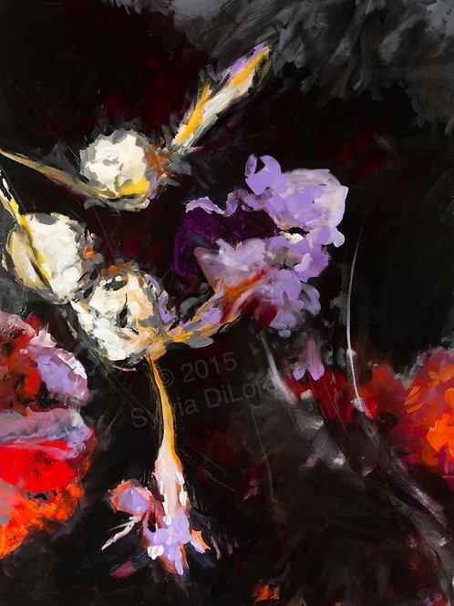 Fleurs du Paradis - Sylvia DiLore