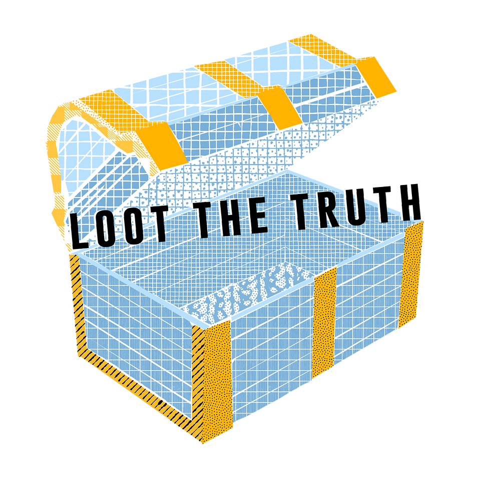Logo Design for Loot The Truth