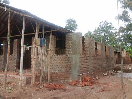 Constructing Church Building