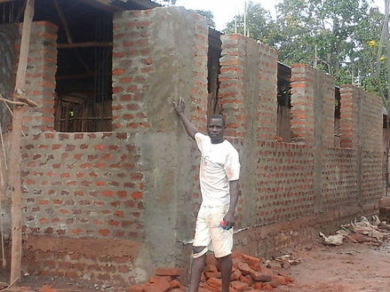 Constructing Church Building