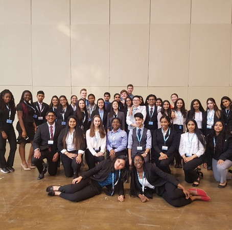 Snapshots: HOSA Spring Leadership Conference