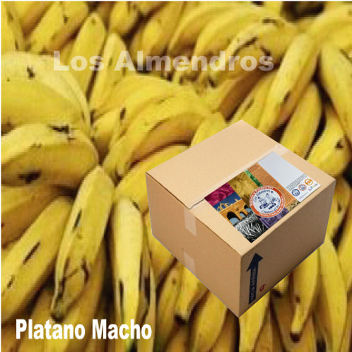 Platano Macho 10kg