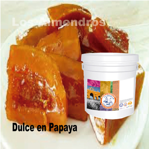 Dulce De Papaya 4kg