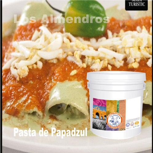 Pasta Papadzul Los Almendros 4kg