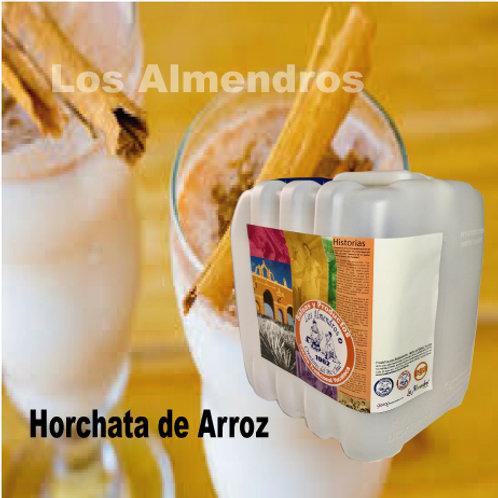 Horchata Los Almendros 4lt