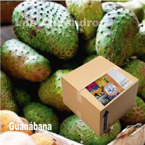 Guanabana Yucateca 1kg