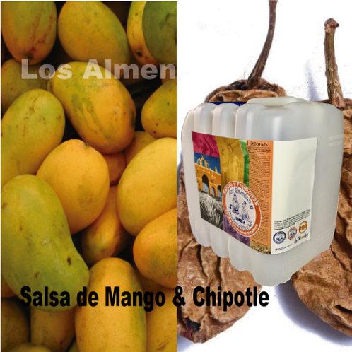 Salsa Mango Chipotle 4lt