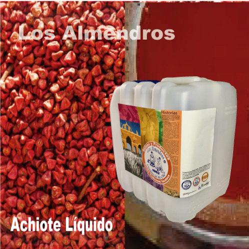 Marinador Achiote Liquido 4lt