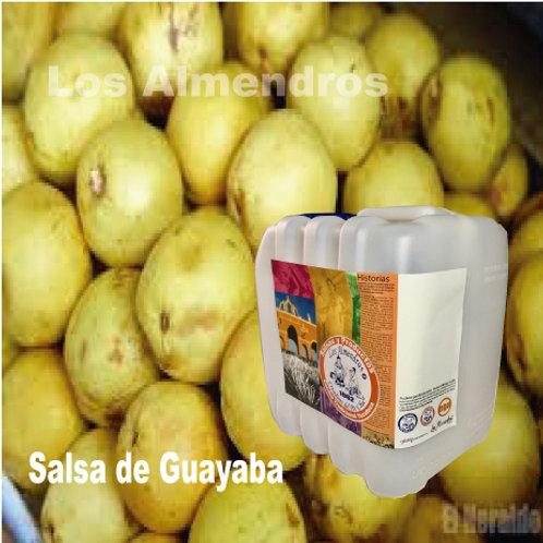 Salsa De Guayaba 4lt