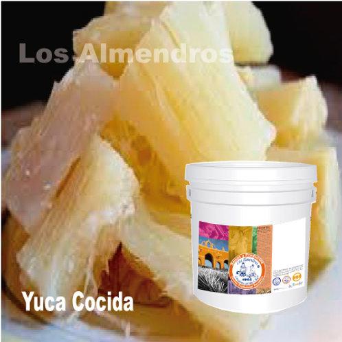 Yuca Cocida 4kg