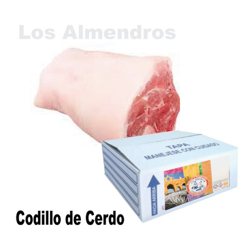 Codillo De Cerdo Empacado Congelado 5kg