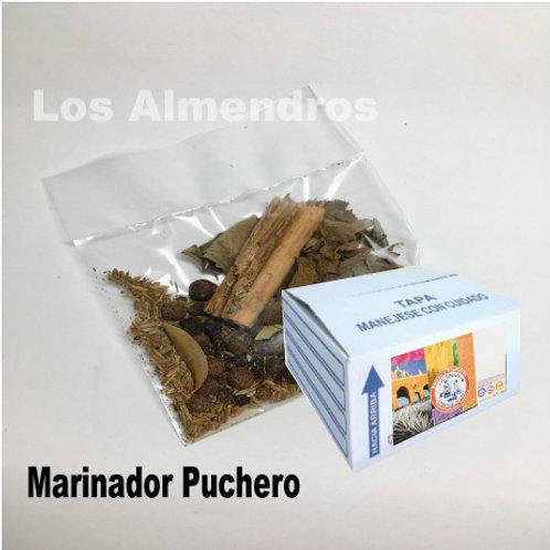 Marinador Puchero 25 Piezas