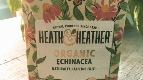 Te orgánico echinacea heath heather