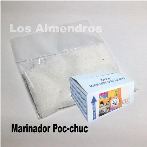 Marinador Poc Chuc 25 Piezas