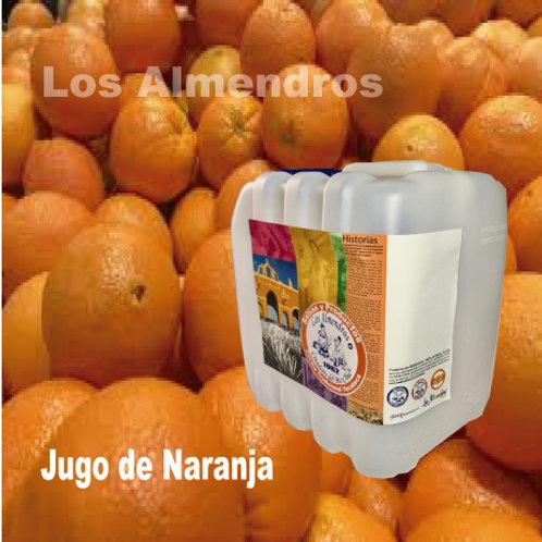 Jugo De Naranja Con Pulpa 4lt