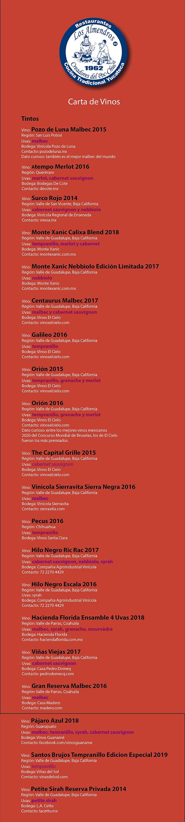 menu los almendros noviembre vinos1 2020